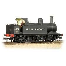 Bachmann 31-434 Midland Class 1F 41803 BRITISH RAILWAYS Black