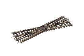 Hornby OO R614 Diamond Crossing Left Hand